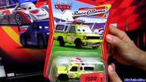 Cars 2 Pizza Planet Truck Todd diecast Disney Pixar Toy Story Toy Review by Bluc