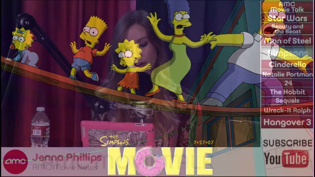 Another SIMPSONS Movie Not Happening - AMC Movie News
