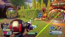 Plants vs Zombies Garden Warfare 2 Conquering The Base Conquistando la Base de las Plantas