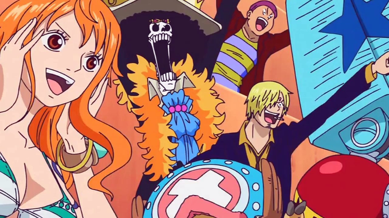 AMV - Toriko X One Piece X Dragon Ball Crossover Special Episode
