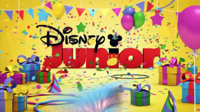 Mickey Mouse Clubhouse - Mickey and Minnies Super Duper Birthday - Disney Junior Official