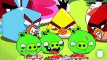 Angry Birds Toon: Red Bird Terrences Birthday Party (Angry Birds Fan Made Animation)