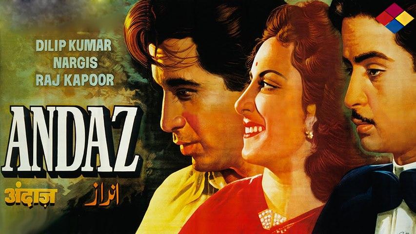 Dar Na Mohabbat Karle...Andaz ... 1949 ... Singers ...Lata Mangeshkar ,Shamshad Begum.