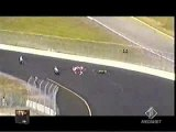 Accident de moto spectaculaire ( superbike ) Real Tv