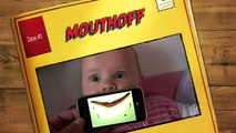 MouthOff iPhone app Comic fun / Demo video