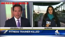 Greg Plitt Dead Struck By Metrolink Train In Burbank |TV Fitness Instructor Greg Plitt Die