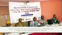 Budget Participatif Sénégal - Album photos première phase