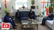 Etablir et entretenir une bonne ambiance entre Patrice TALON et Yayi BONI: Objet de la visite à Abidjan