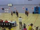 Bristol Harlequins Twirling Team - Junior Twirl Team 2009