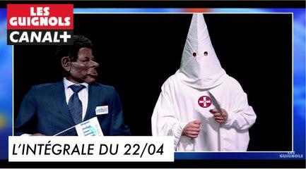 Les Guignols, l'intégrale du 22/04 - CANAL+