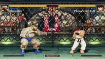 Super Street Fighter II Turbo HD Remix - XBLA - Caucajun (Zangief) VS. Pennywise SLG (Ryu)