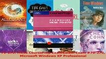 PDF  70270 MCSE CoursePrep ExamGuide Exam 70270 Microsoft Windows XP Professional Download Full Ebook
