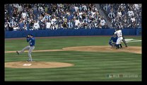 MLB 11 The Show - Royals@Yankees: Alex Rodriguez Hits 3 Homeruns