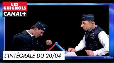 Les Guignols, l'intégrale du 20/04 - CANAL+