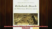 Free PDF Downlaod  Rehoboth Beach in Vintage Postcards Postcard History Delaware  DOWNLOAD ONLINE