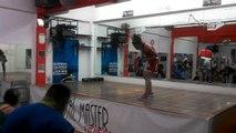 Cardio Kick Boxing con Alejandra Zúñiga en Total Master Fitness 23 de Marzo de 2013 03