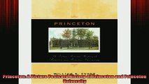 READ book  Princeton A Picture Postcard History of Princeton and Princeton University  FREE BOOOK ONLINE