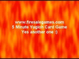 Yu-gi-oh Yugioh 5 Minute Card Game Another one :)