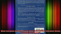 Read  What Everyone Needs to Know about Islam What Everyone Needs to Know Hardcover  Full EBook