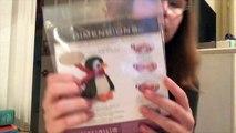 DIY Penguin Needle Felting Kit! My first time ever needle felting | Heather Renee