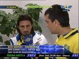 14 Şubat 2013 Fenerbahçe Belarus Kampı Canlı Hasan Ali Kaldırım Röportajı