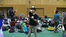 Japanese Ball Jugglers in JJF 2014