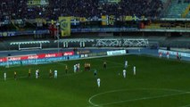 Kevin lasagna freekick  vs Hellas Verona