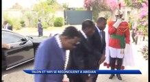 Abidjan: Réconciliation entre Boni Yayi et Patrice Talon
