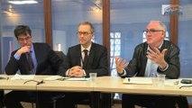Questions à Laurent MERMET (AgroParisTech), François ROUSSEAU (Société française de prospective) et Rémi LALLEMENT (France Stratégie) - cese