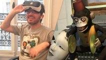 Gameblog Mode d'Emploi : Julo flippe avec Dead Secret sur Samsung Gear VR