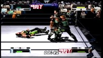 WWF No Mercy Mod: DX vs Sting & The Ultimate Warrior - video dailymotion