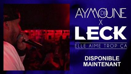 LECK Ft. DJ Aymoune - Elle aime trop ça (Version Fans)