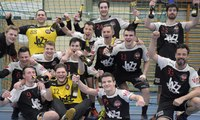 Handball: Amay champion de D1 LFH à Waterloo (17/04/16)