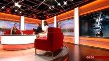 Sinead OConnor Im Not Bossy Interview BBC Breakfast 2014