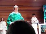 Gospel & Homily August 24th, 2008 Pt 1