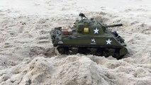 Bataille de chars à Bray Dunes