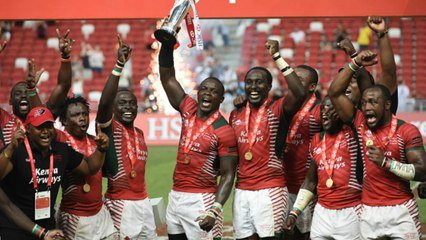 All Blacks legend reflects on Kenya's Sevens glory