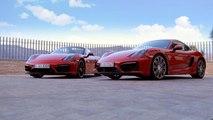 Porsche Cayman GTS vs. Porsche Boxster GTS