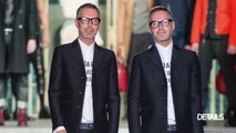 DSquared2's Dean & Dan Caten Would Like You to Tuck In Your Shirt
