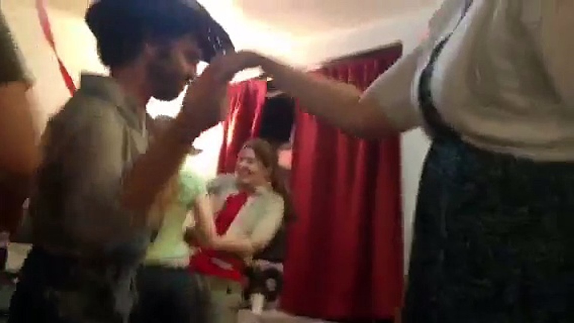 Headless Chicken Dance - Shaun's Team