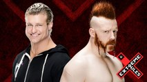 WWE Extreme Rules 2015 - Dolph Ziggler VS Sheamus
