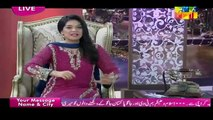 Sanam Baloch Shared What Stupid Thing ,She Did First Morning Of Marriage