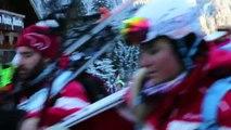 CHALLENGE DES MONITEURS / JOUR 2 Les pulls rouges passent à l'action  !