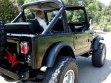 The Ultimate Extreme Street/Off Road Jeep CJ 7