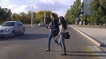 Unbelievable Lucky Pedestrians Compilation ★ Awesome Lucky People ★ FailCity