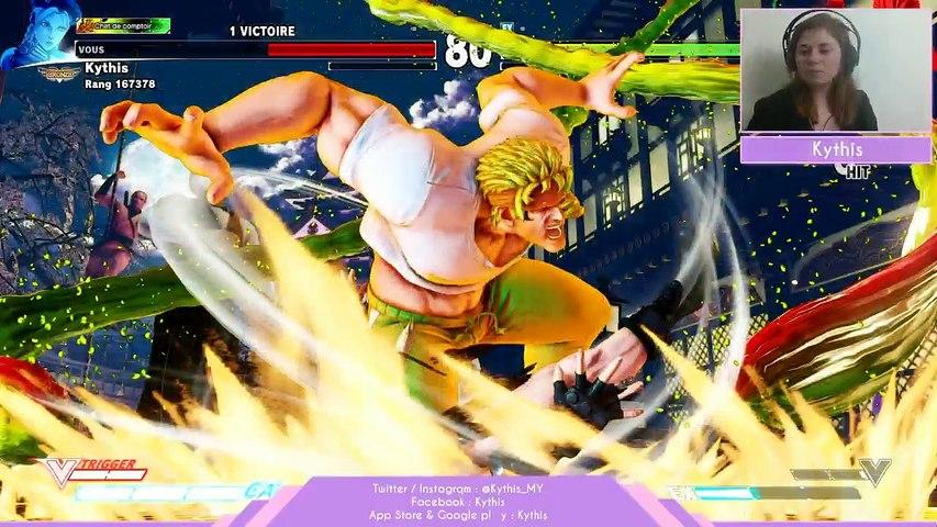 Live Street Fighter V - #4GBouygues