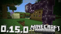 Minecraft Pocket Edition | 0 15 0 Beta Parkour Map Preview
