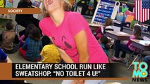 Pee in your pants, poop in your pants, but stay in your seat! says Florida elementary scho