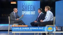 Charlie Sheens Doctor: Charlie Has Contracted HIV, 'Does Not Have AIDS   TODAY
