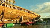 La célèbre Calypso quitte le port de Concarneau